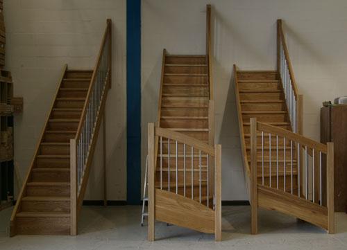 nieuwbouw-trap